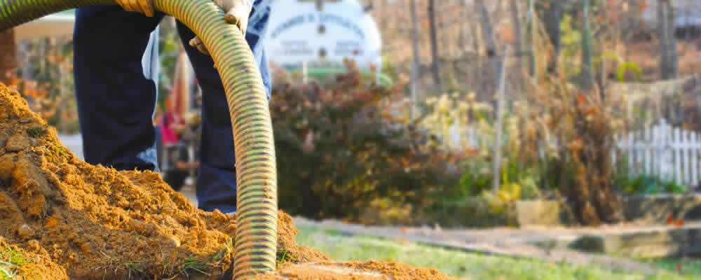 septic tank cleaning in Knoxville TN